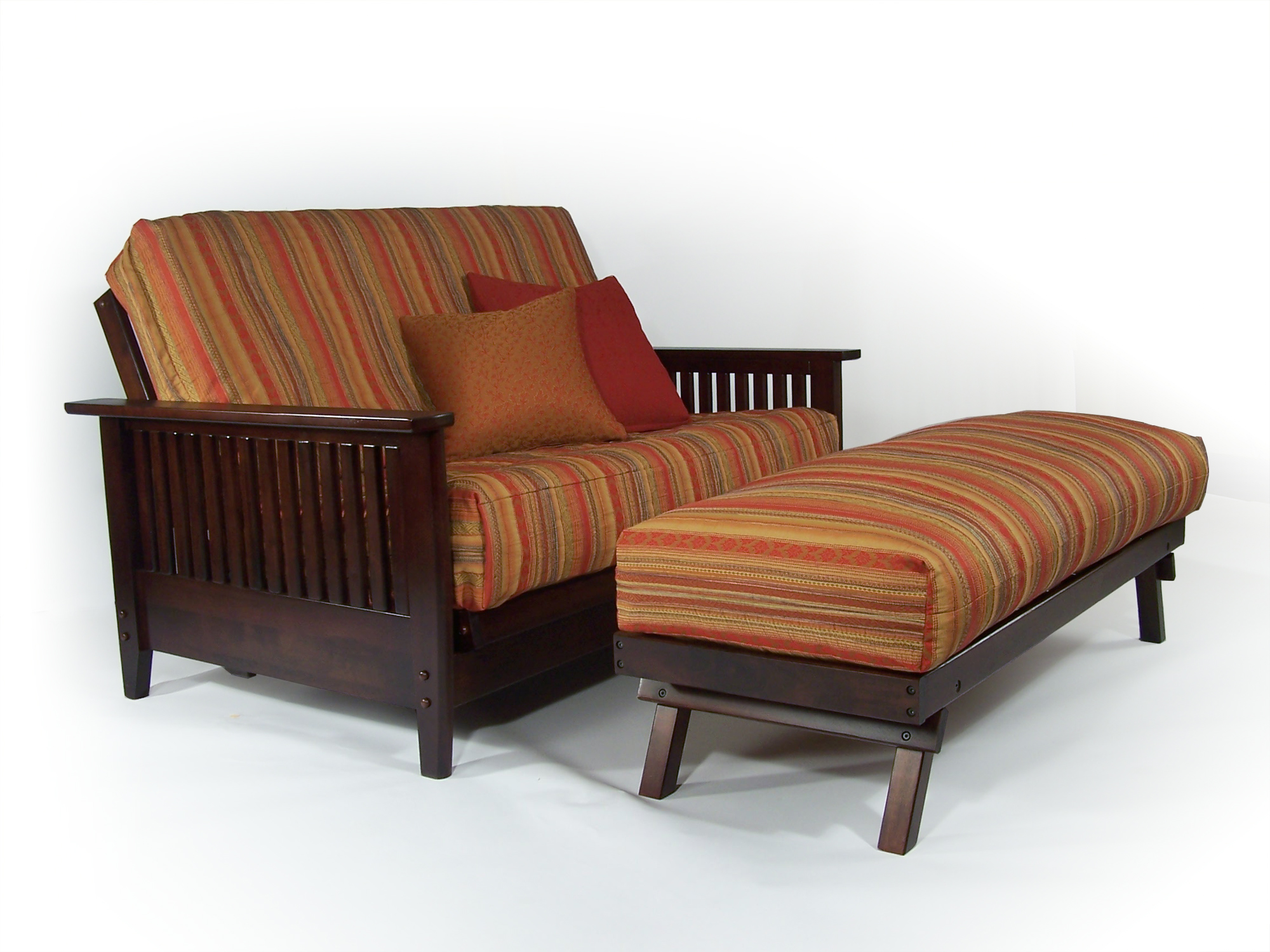 wood seats love hardwood loveseat the chair mattress frame futon beds lifestyle frames