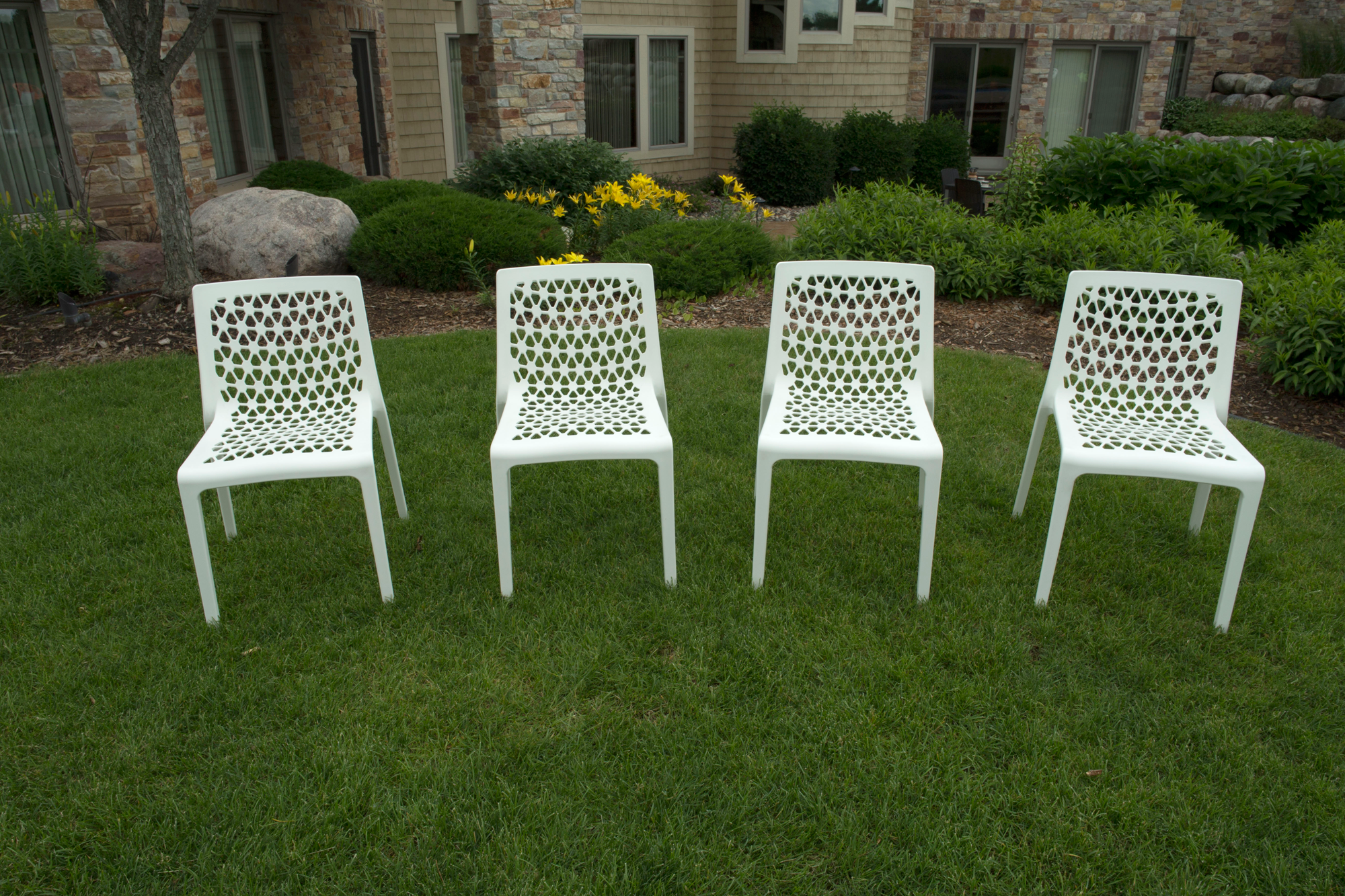 The Milan Plastic Chair